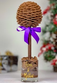 Cadbury Chocolate Tree