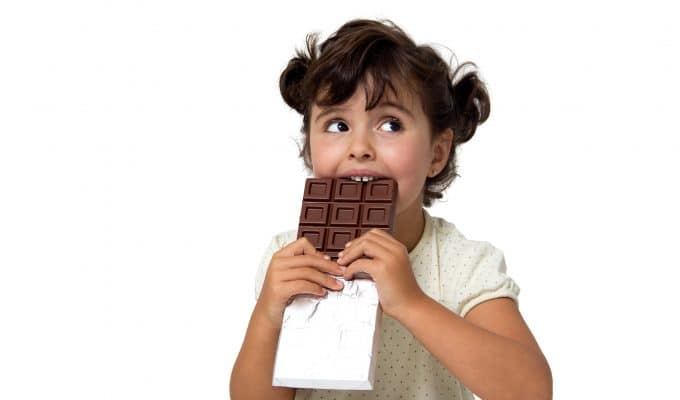 Scientific evidence eating chocolate boosts brain power