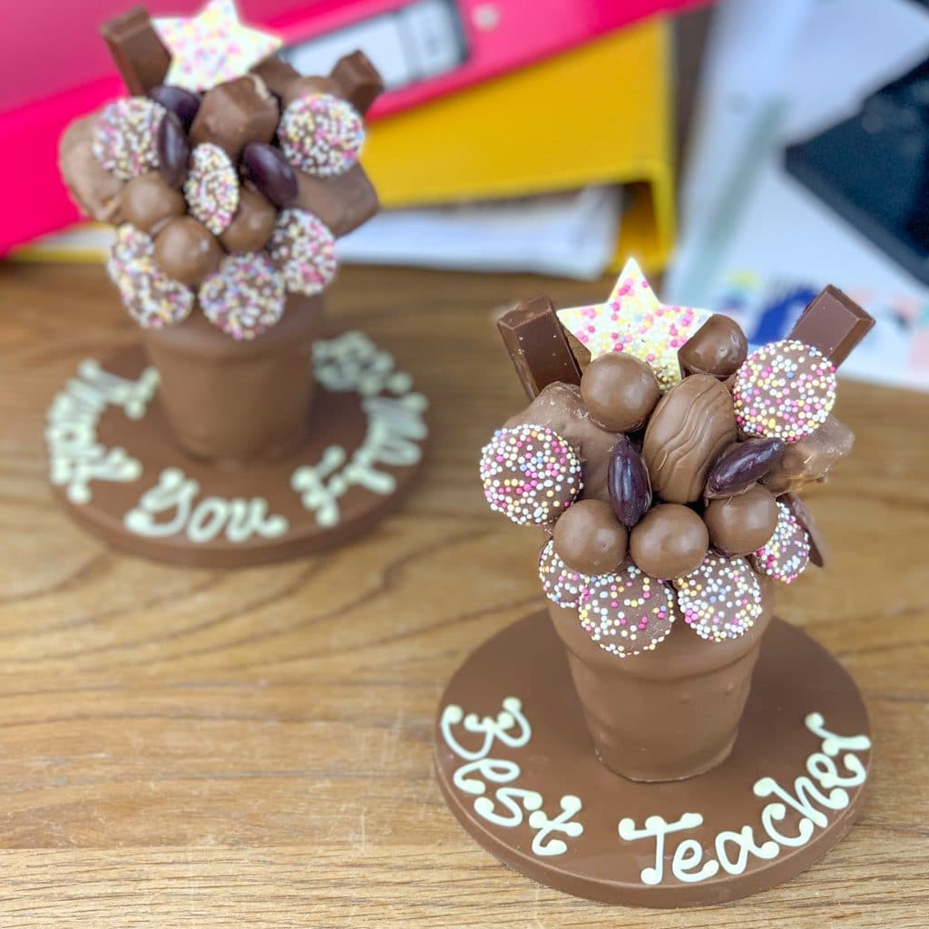 Chocolate gifts for teachers