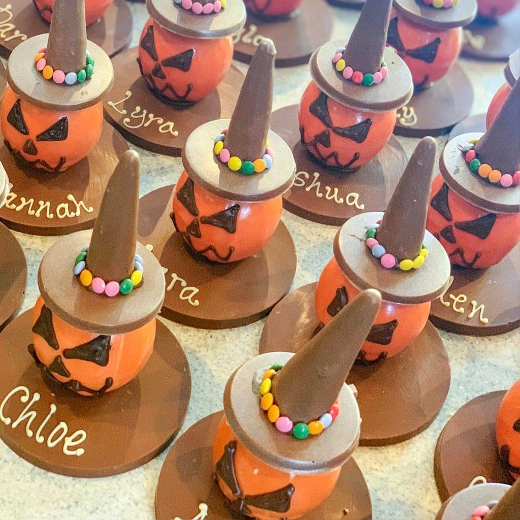 Gourmet Halloween