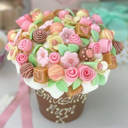 Belgian Chocolate Smash Bouquet