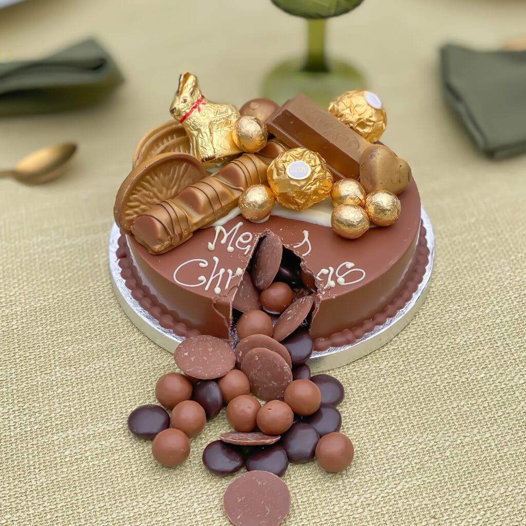 staff chocolate
